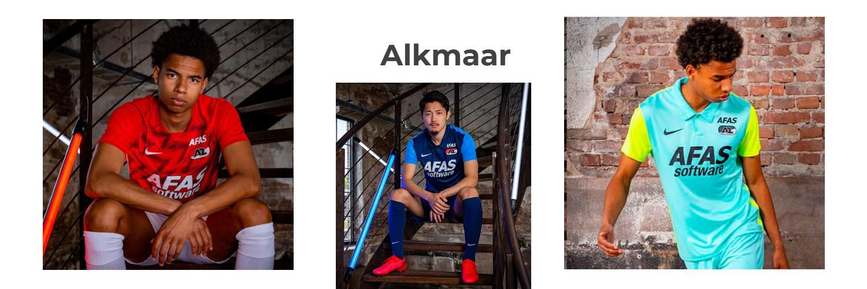 camiseta AZ Alkmaar replica
