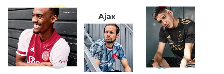 camiseta Ajax replica