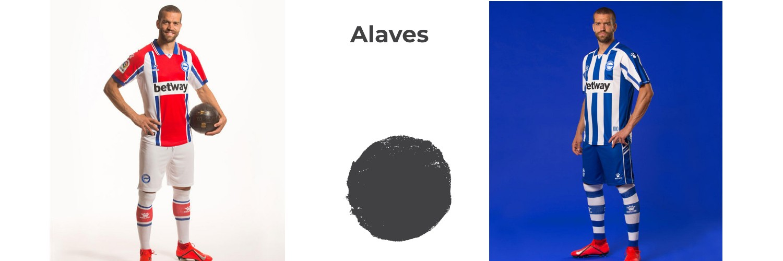 camiseta Alaves replica