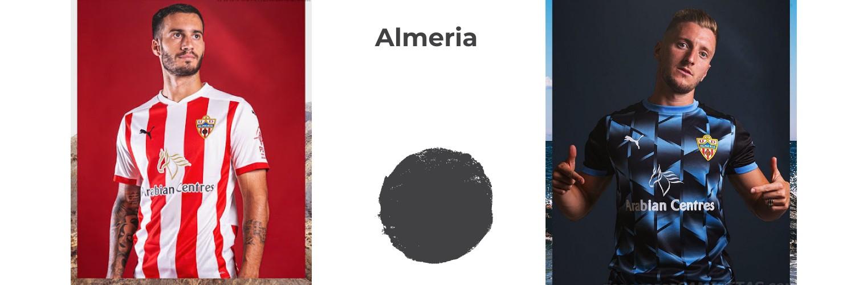 camiseta Almeria replica