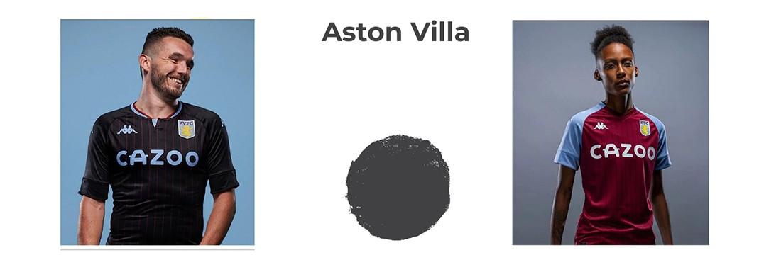 camiseta Aston Villa replica