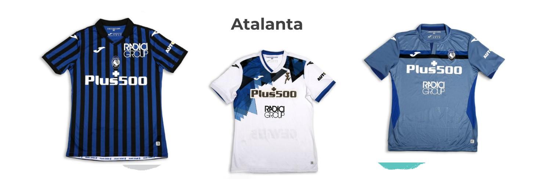 camiseta Atalanta replica