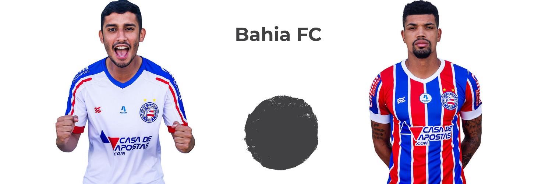 camiseta Bahia FC replica