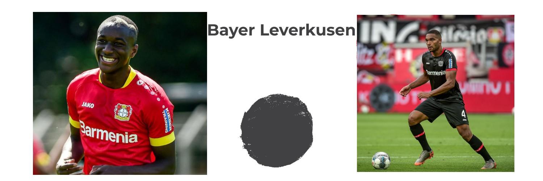 camiseta Bayer Leverkusen replica