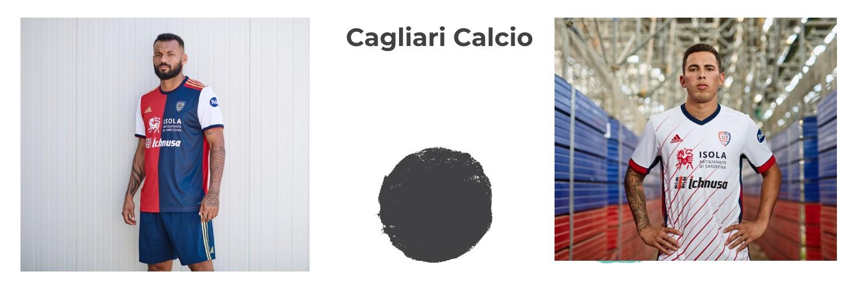 camiseta Cagliari Calcio replica