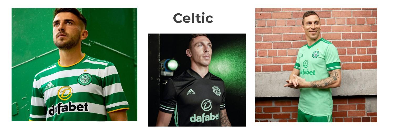 camiseta Celtic replica