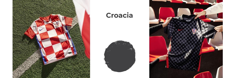 camiseta Croacia replica
