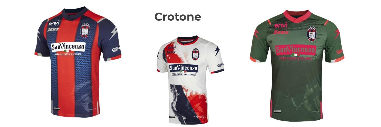 camiseta Crotone replica