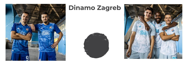 camiseta Dinamo Zagreb replica