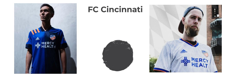camiseta FC Cincinnati replica