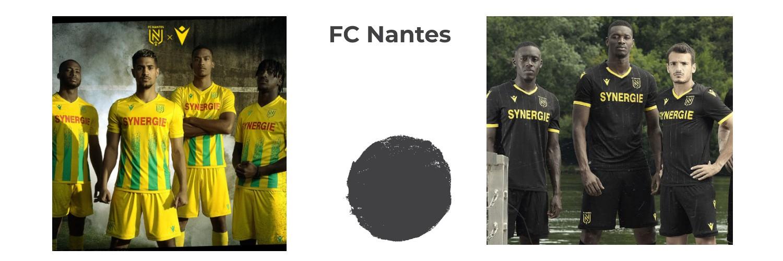 camiseta FC Nantes replica