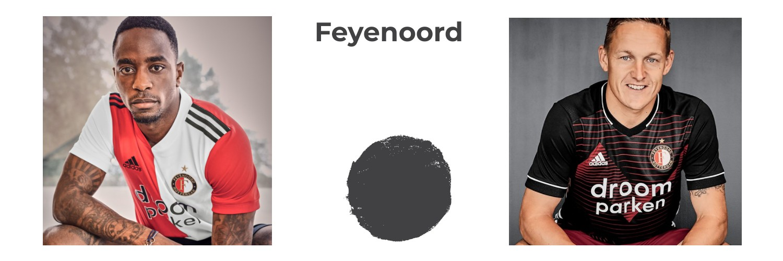 camiseta Feyenoord replica