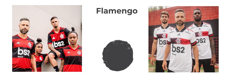 camiseta Flamengo replica