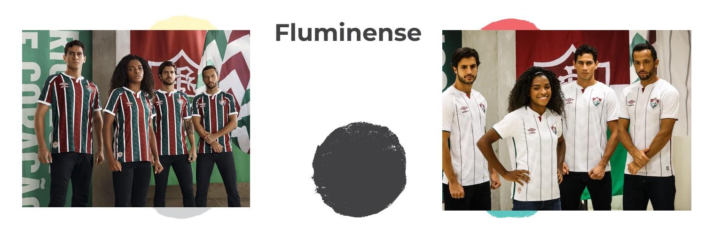 camiseta Fluminense replica