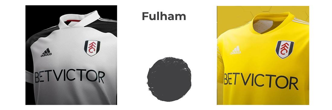 camiseta Fulham replica