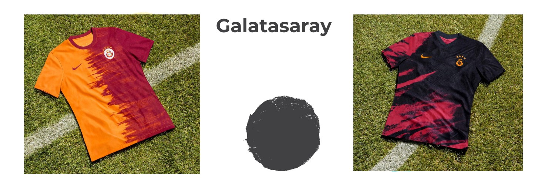 camiseta Galatasaray replica