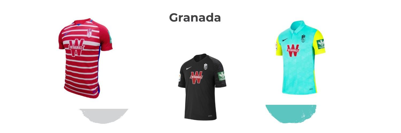 camiseta Granada replica