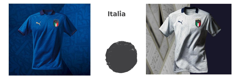 camiseta Italia replica