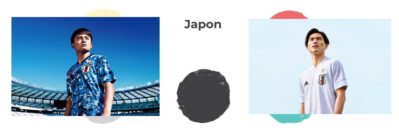 camiseta Japon replica