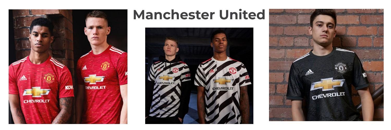 camiseta Manchester United replica