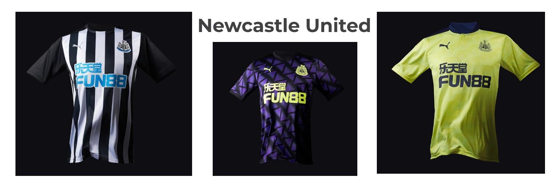 camiseta Newcastle United replica