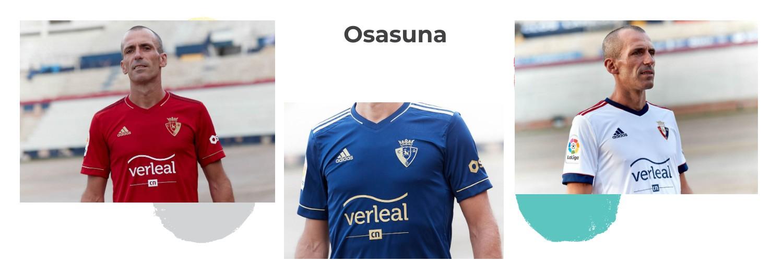 camiseta Osasuna replica