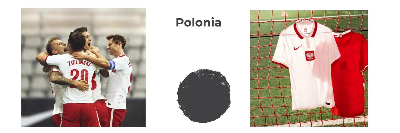 camiseta Polonia replica