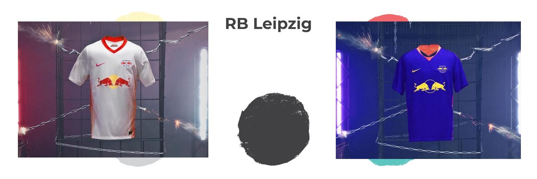 camiseta RB Leipzig replica