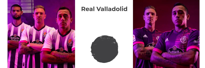 camiseta Real Valladolid replica