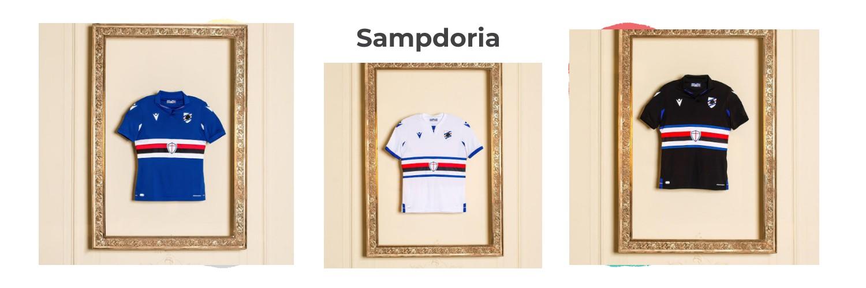 camiseta Sampdoria replica