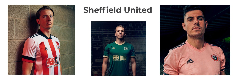 camiseta Sheffield United replica