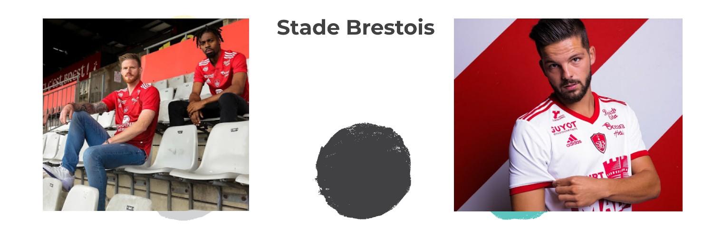 camiseta Stade Brestois replica