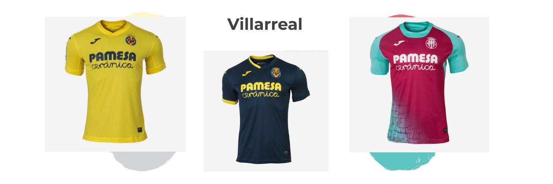 camiseta Villarreal replica