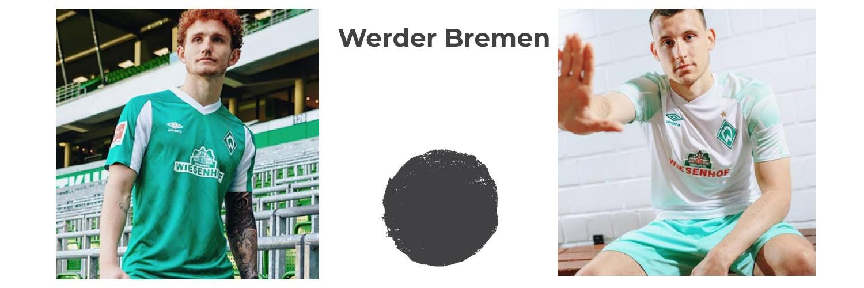 camiseta Werder Bremen replica